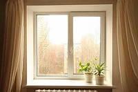 Утепление откосов окна под шпаклёвку