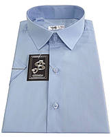 Мужская рубашка с коротким рукавом №10/16 500-14-4115