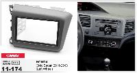 2-DIN переходная рамка HONDA Civic Sedan 2011-2013 (Left Wheel), CARAV 11-174