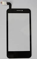 Оригинальный тачскрин / сенсор (сенсорное стекло) для Cubot GT99 (черный цвет)