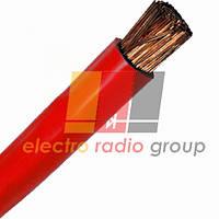 Провід ПВ-3 0,75 червоний колір