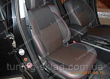 Чохли на сидіння Мазда 6 GH (чохли з екошкіри Mazda 6 GH стиль Premium)
