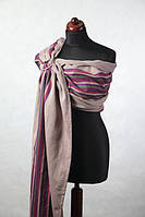 Ringsling - 100% Cotton - Broken Twill Weave - Heather Nights