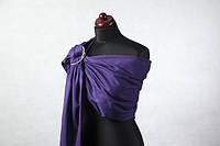 Ringsling - 100% Cotton - Broken Twill Weave - Lilac