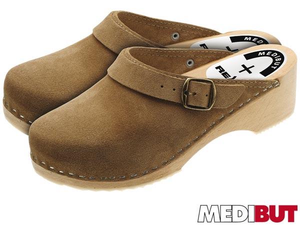 Сабо Medibut (медицинская обувь) BMDREGLBE BE