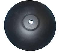 Диск борони гладкий 660*7 мм квадрат 41мм Краснянка/Kuhne 437809