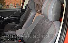 Чохли на сидіння Мазда СХ 5 (чохли з екошкіри Mazda CX 5 стиль Premium)