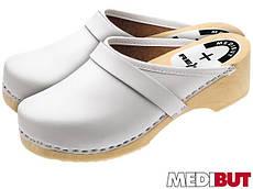 Медицинская обувь (сабо) BMDREGLW W