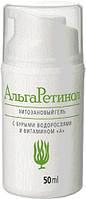 АльгаРетинол с витамином А - способен устранять сухость кожи, морщины, возрастные пятна