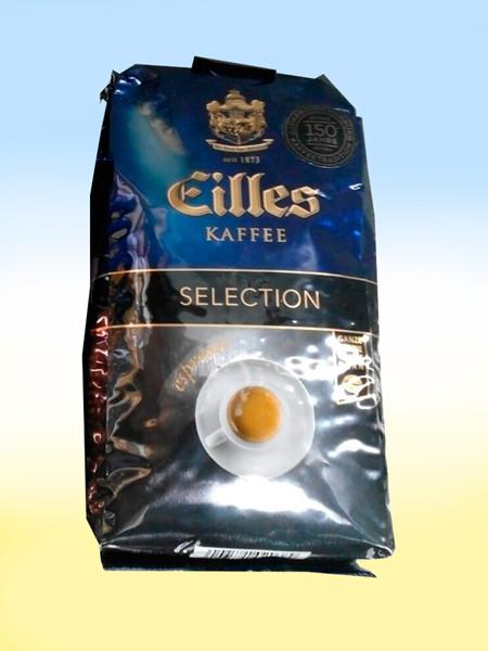 Кофе Eilles Kaffe Selection Espresso в зернах 500 гр , фото 1