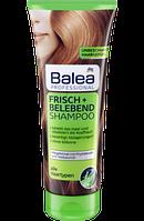 Профессиональный шампунь свежесть и бодрость волос Balea Professional Frisch und Belebend Shampoo, 250 ml