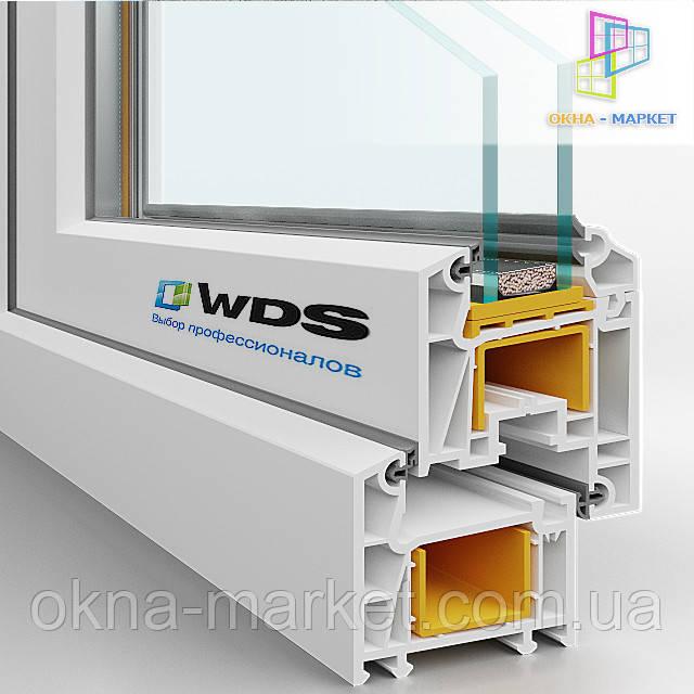 Недорогие пластиковые окна WDS (098) 777-31-49