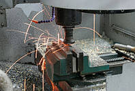 Обработка металла на фрезерном станке с ЧПУ
