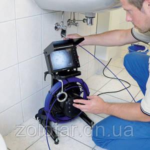 Видеоинспекция (телеинспекция)трубопроводов