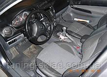 Чохли на сидіння Мазда 6 GG (чохли з екошкіри Mazda 6 GG стиль Premium)
