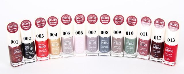 Лак для ногтей VELVET Asrtra Cosmetic Colour Intense 10 ml MUS /51-1
