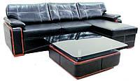 Угловой диван Магнат 2+Аллигатор (раскладка Верона)