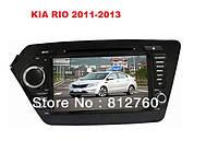 7 Inch for KIA RIO K2 (2011-2013) GPS DVD Player , фото 1