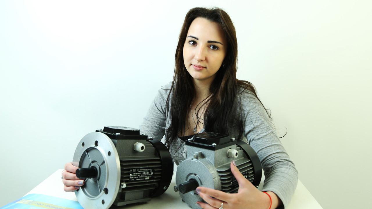 Электродвигатель АИР 80 В4 (Промэлектро)