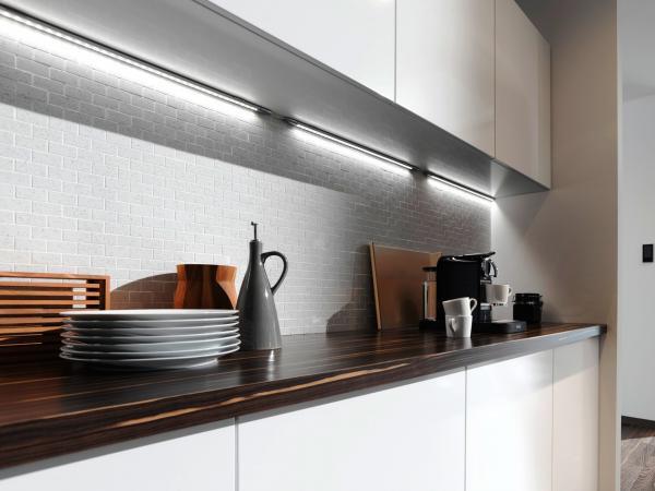 Мебельные встраиваемые светильники