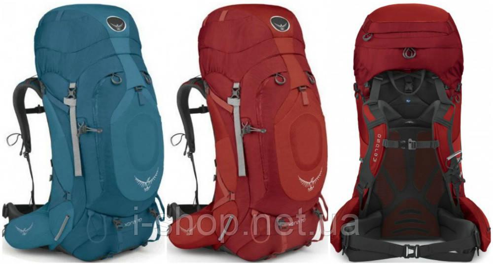 Рюкзак женский OSPREY XENA 70 WOMENS (синий, красный)