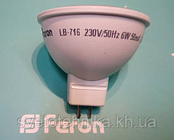 Светодиодная лампа Feron LB-716 MR-16 6W 4000K