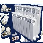 Радиаторы и комплектующие