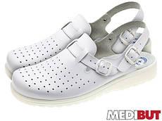 Медицинская обувь кожаная BMKLADZ2PASMES W