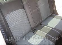 Чохли на сидіння Мазда 3 1 (чохли з екошкіри Mazda 3 1 стиль Premium)