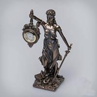 Часы Фемида (19 см)