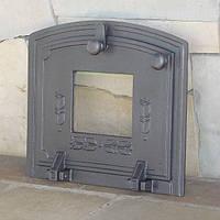 Дверцы духовки со стеклом