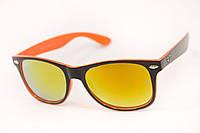 Отличные солнцезащитные очки в пластиковой оправе, фото 1