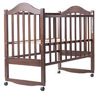 Кроватка детская Дина венге , фото 1