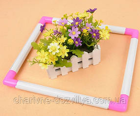 Пластиковые пяльцы - рамки Snaps с клипсами (30х60см)
