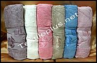 Банные полотенца с бамбукака Gobel Турция
