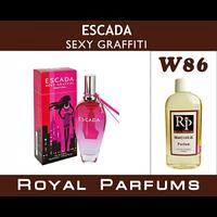 Духи на разлив Royal Parfums 100 мл Escada «Sexy Graffiti» (Эскада Секси Графити)