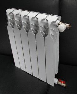 Биметаллический радиатор TBF Tianrun