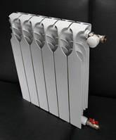 Биметаллический радиатор TBF Tianrun, фото 1