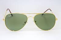 Солнцезащитные очки Ray Ban авиатор ― стекло