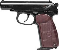 Пістолет пневматичний KWC Makarov Blowback. Корпус - метал
