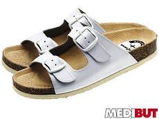 Шлепанцы мужские (медицинская обувь) BMKLAKOR2PAS W