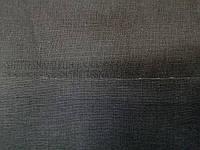 Ткань бязь чёрная (142 ГР/М2)