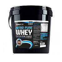 Протеин BioTech Nitro Pure Whey (4 kg)