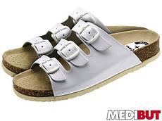 Шлепанцы женские (медицинская обувь) BMKLAKOR3PAS W