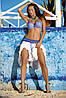Женский раздельный купальник M 115 FRANCESCA (в размере S - L)