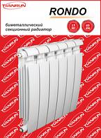 Биметаллический радиатор RONDO Tianrun, фото 1