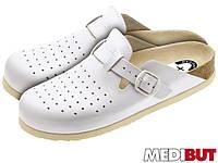Шлепанцы унисекс с маслостойкие (медицинская обувь) BMKLAKORDZ W