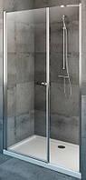 Душевая дверь RADAWAY EOS DWS 37991-01-01N, левосторонняя (110 см)
