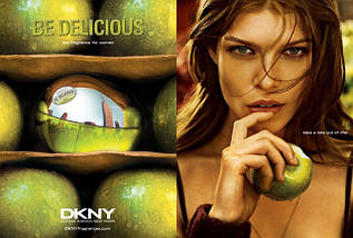 Donna Karan Be Delicious парфюмированная вода 100 ml. (Донна Каран Би Делишес), фото 2