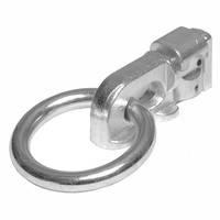 Кольцо R1437 c креплением, для подвеса акустических систем. Совместимо с планкой R1438, R1438/225. , фото 1